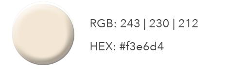 SW 6378 crisp linen color values