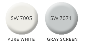 how to choose the right shade of white paint